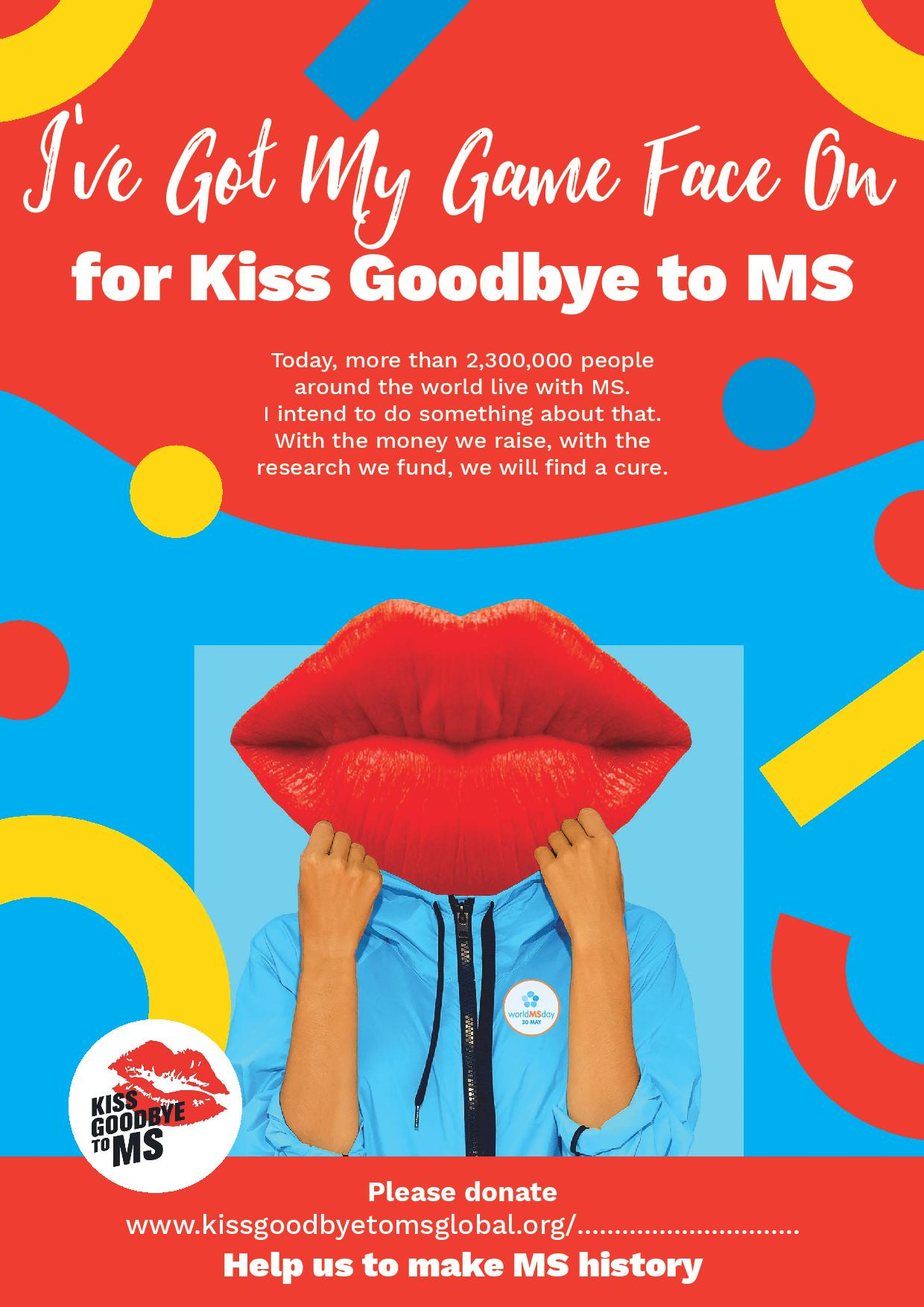 Kiss Goodbye to MS Posters